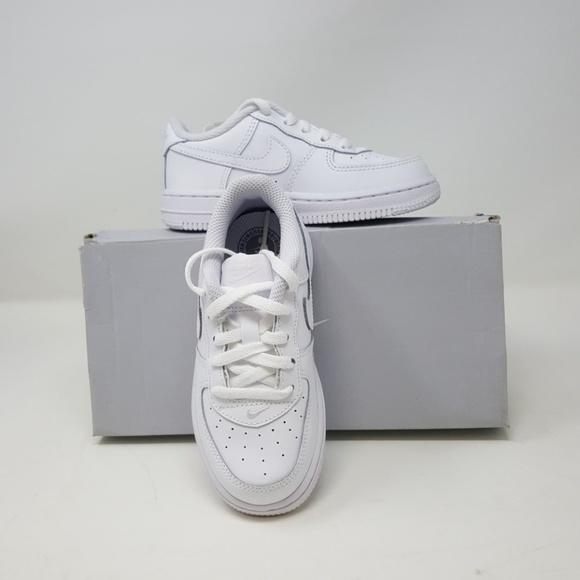 be9aa57351b4ba Nike Air Force 1 (TD) Low Boy Sneaker
